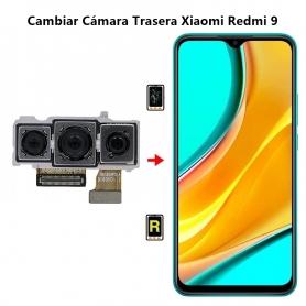 Cambiar Cámara Trasera Xiaomi Redmi 9