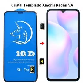 Cristal Templado Xiaomi Redmi 9A