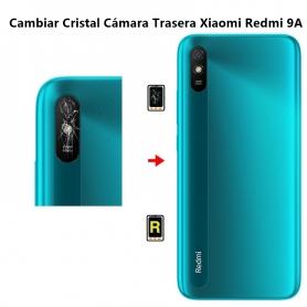 Cambiar Cristal Cámara Trasera Xiaomi Redmi 9A