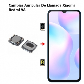 Cambiar Auricular De Llamada Xiaomi Redmi 9A