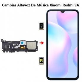 Cambiar Altavoz De Música Xiaomi Redmi 9A