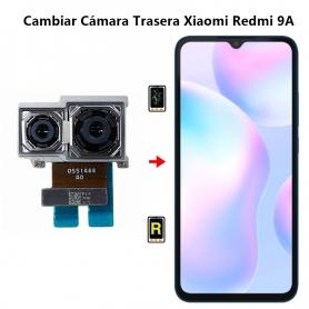 Cambiar Cámara Trasera Xiaomi Redmi 9A