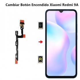 Cambiar Botón Encendido Xiaomi Redmi 9A