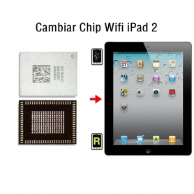 Cambiar Chip Wifi iPad 2