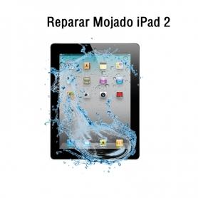 Reparar Mojado iPad 2