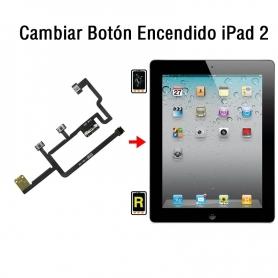 Cambiar Botón Encendido iPad 2