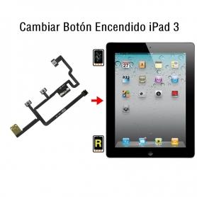 Cambiar Botón Encendido iPad 3