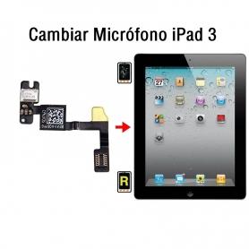 Cambiar Micrófono iPad 3
