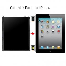 Cambiar Pantalla iPad 4