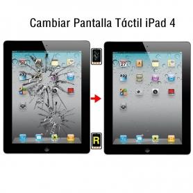 Cambiar Pantalla Táctil iPad 4