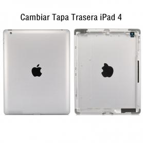 Cambiar Tapa Trasera iPad 4