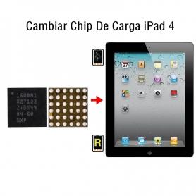 Cambiar Chip De Carga iPad 4