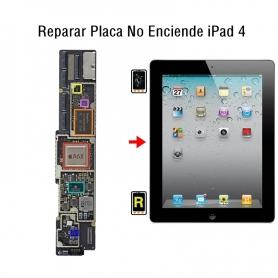 Reparar Placa No Enciende iPad 4