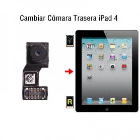 Cambiar Cámara Trasera iPad 4