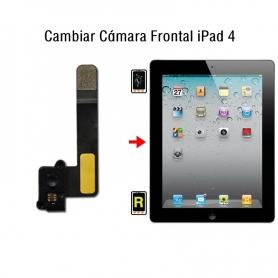 Cambiar Cámara Frontal iPad 4