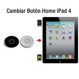Cambiar Botón Home iPad 4