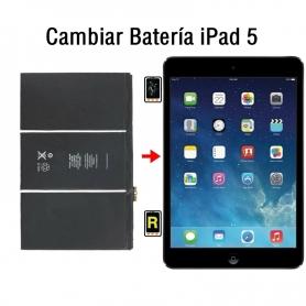 Cambiar Batería iPad 5