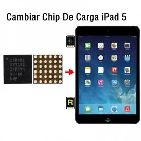 Cambiar Chip De Carga iPad 5