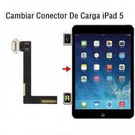 Cambiar Conector De Carga iPad 5