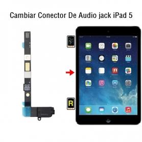 Cambiar Conector De Audio jack iPad 5