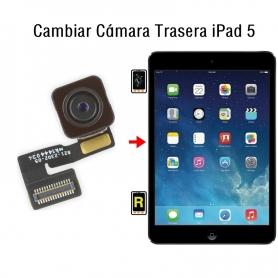 Cambiar Cámara Trasera iPad 5