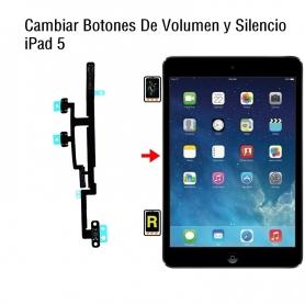 Cambiar Botones De Volumen y Silencio iPad 5