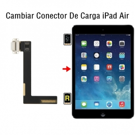 Cambiar Conector De Carga iPad Air