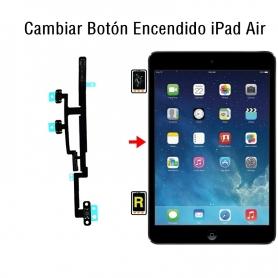 Cambiar Botón Encendido iPad Air