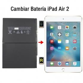Cambiar Batería iPad Air 2