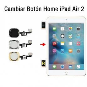 Cambiar Botón Home iPad Air 2