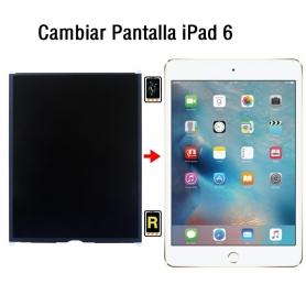 Cambiar Pantalla iPad 6