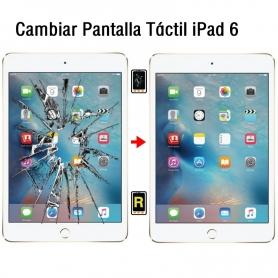 Cambiar Pantalla Táctil iPad 6