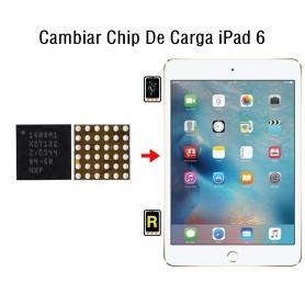Cambiar Chip De Carga iPad 6