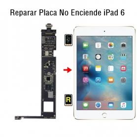 Reparar Placa No Enciende iPad 6