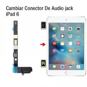 Cambiar Conector De Audio jack iPad 6