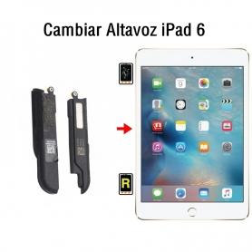 Cambiar Altavoz iPad 6