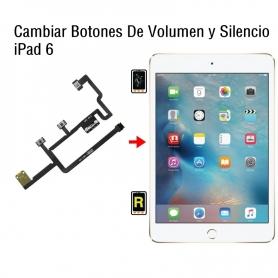 Cambiar Botones De Volumen y Silencio iPad 6