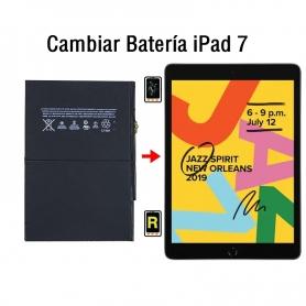 Cambiar Batería iPad 7