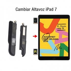 Cambiar Altavoz iPad 7