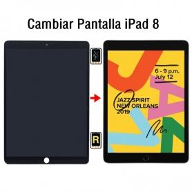 Cambiar Pantalla iPad 8