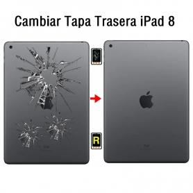 Cambiar Tapa Trasera iPad 8