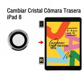 Cambiar Cristal Cámara Trasera iPad 8