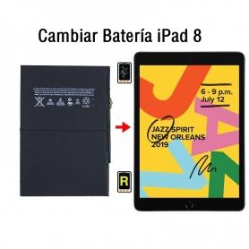 Cambiar Batería iPad 8