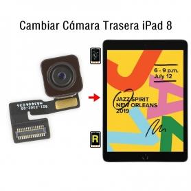 Cambiar Cámara Trasera iPad 8