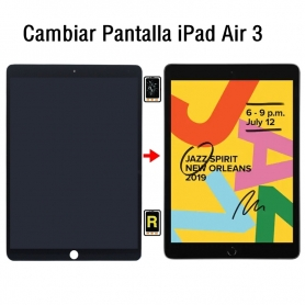 Cambiar Pantalla iPad Air 3