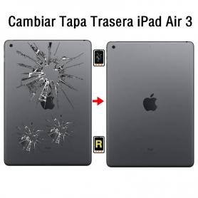 Cambiar Tapa Trasera iPad Air 3