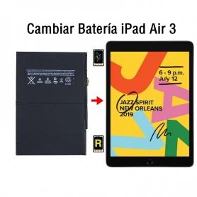 Cambiar Batería iPad Air 3