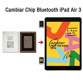 Cambiar Chip Bluetooth iPad Air 3