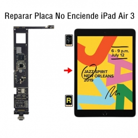 Reparar Placa No Enciende iPad Air 3