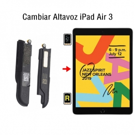 Cambiar Altavoz iPad Air 3